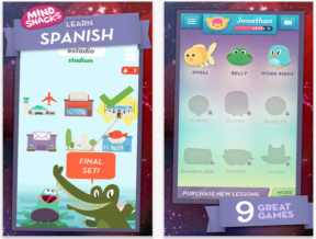 Learn Spanish by MindSnacks