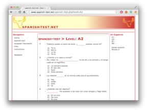 Spanish-Test