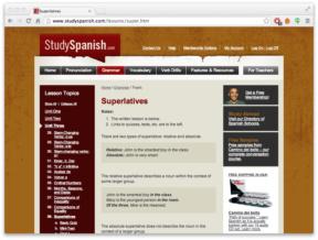 Study Spanish